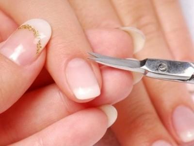 Кутикула ногтя лечение